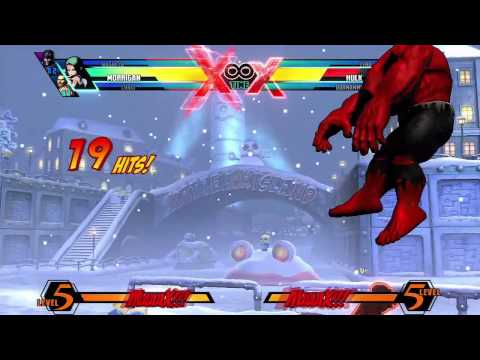 Allure - Darchon25's Second Morrigan Combo Video for UMvC3
