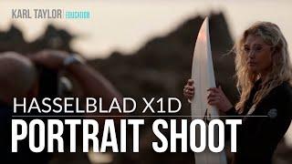 Hasselblad X1D Portrait Shoot - Part 3