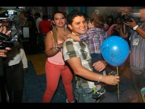 Flor Polo Y Néstor Villanueva Celebraron Cumpleaños De Su Hijo