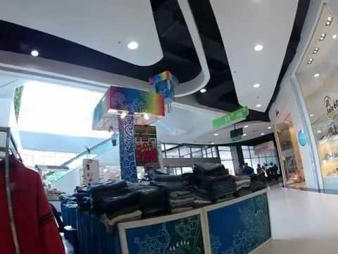 Bangkok shopping spree