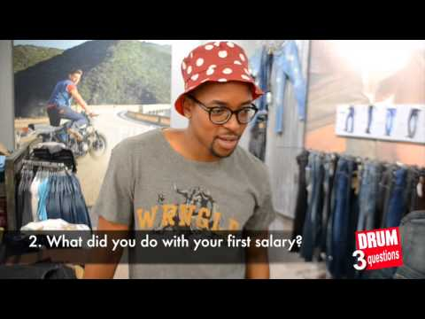 3 questions for Maps Maponyane