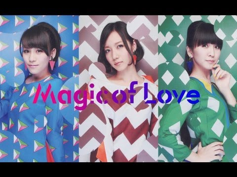 Perfume Magic of Love (English-subs)