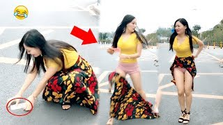 Best FUNNY Videos 2018 People Doing Stupid Things  Compilation,.Cah Mending EP 39