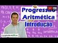 Progressão Aritmética PA: Introdução (aula 1 de 6) MP3