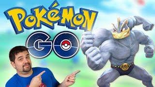 ¡¡¡MACHAMP DESCOMUNAL!!! ¿¡Es INDISPENSABLE en tu EQUIPO de PVP en Pokémon GO!? [Keibron]