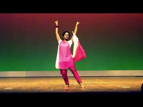 Semi-classical Indian Dance: Manmohini Morey video
