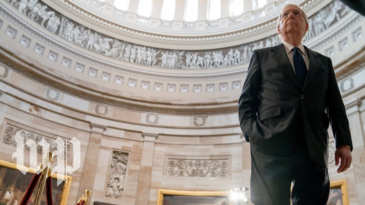 How Mitch McConnell uses Senate rules to rack up GOP wins