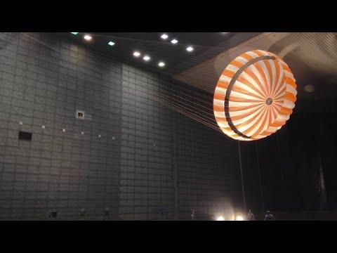 NASA-Sonde auf dem Weg zum Mars