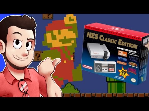 NES Classic Edition Review - AntDude