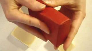 How To Make A Paper Soap Box - Low Cost Packaging Project Idea