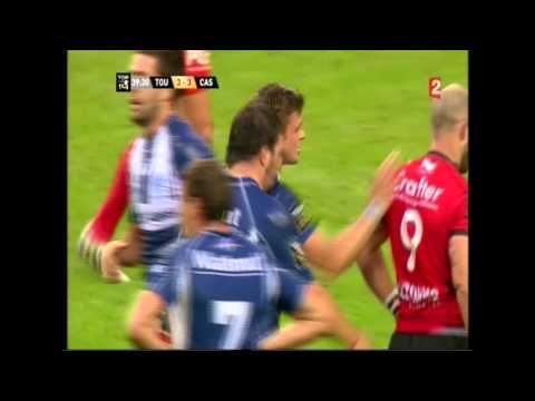 RUGBY TOP14 FINALE 2013 : TOULON vs CASTRES - Hightlights