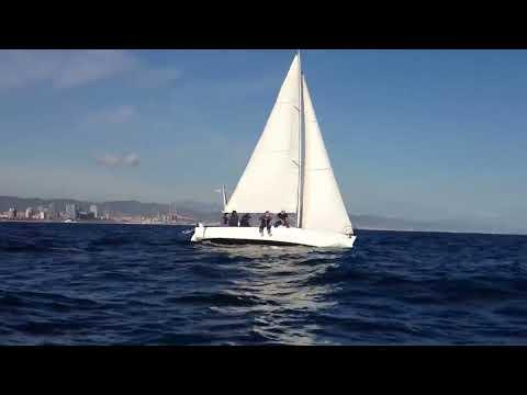 Consejos para navegar a vela - Club de Navegación Business Yachtclub Barcelona