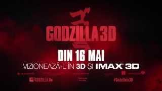 Download Spot TV GODZILLA 3D 3Gp Mp4