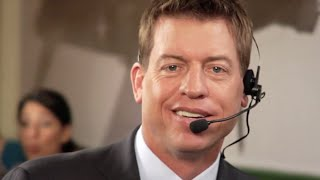 "Wingstop ""Troy Aikman Commentator"""