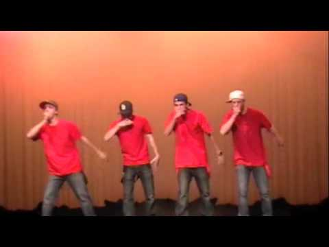 The Thudges! Lehi High School Talent Show Dance