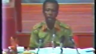 Ethiopia  Mengistu's Last Parlament
