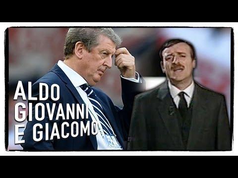 Mai Dire Gol - Roy Hodgson e Mr. Flanagan