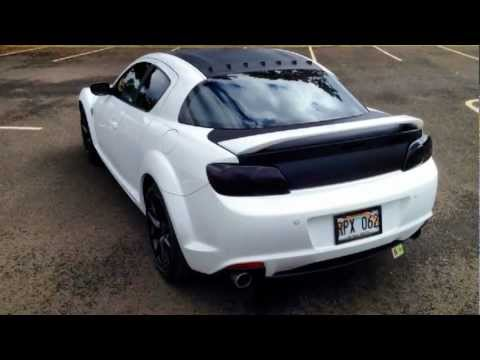 RX8 appearance Project DIY cheap!!!