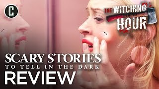Scary Stories to Tell in the Dark Movie Review