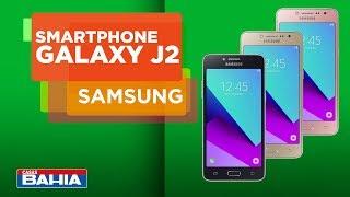 Smartphone Samsung Galaxy J2 Prime com 16 GB | Casas Bahia