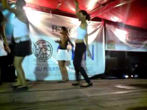 Baile en Teleton Tiquisate