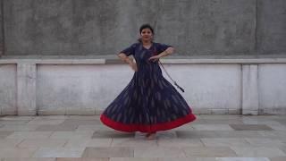 Yeh Moh Moh Ke Dhaage Dance in Kathak Style by Abhilasha Tiwari
