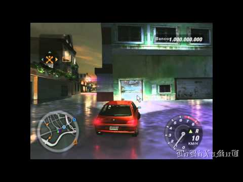 Need for speed underground 2 MegaTrainer hack