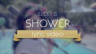 download lagu Becky G - Shower gratis