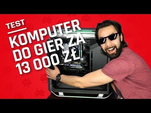 Komputer Do Gier Za 13000 Zł | TEST