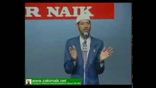 Zakir Naik Q&A-34  |   Does all religions beleive in same GOD