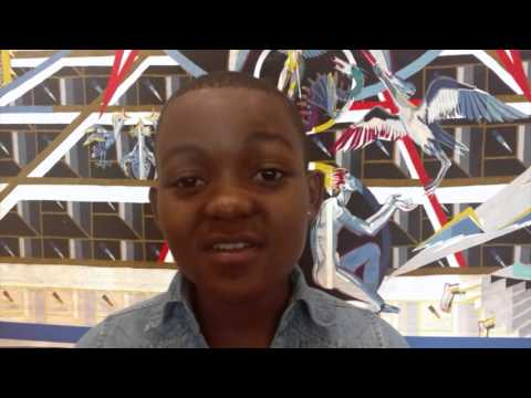 Interview with Getrude Clement, youth representative from Tanzania