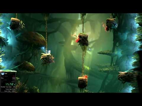 Ori and the Blind Forest DE | 100% SPEEDRUN | 1:08:02 *WR*