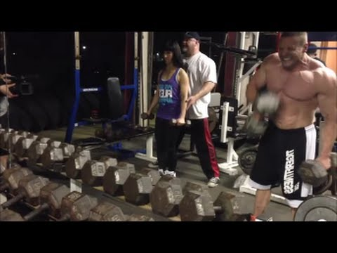 SLAMMING WEIGHTS with Chris Jones, Vince Garza, KaraLeigh83, Nick Wright, Kelly Burke and BIG J