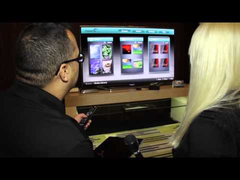 CES 2013: Seagate Central Video