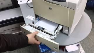 4200 происходит замятие бумаги