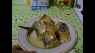 СКУМБРИЯ В МАСЛЕ ДЛЯ ДЕТОК. MACKEREL IN OIL, DELICIOUS. CABALLA EN ACEITE, SABROSO