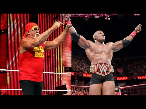 Hulk Hogan To Crown First Black WWE Universal Champion?