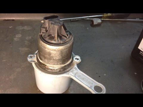 Ford 6.0L Powerstroke: EGR Valve Cleaning Procedure P0401 P0402 P0404