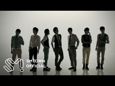 Super Junior-M(��주��-M) _ ���天(Blue Tomorrow) _ MusicVideo