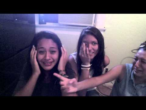 2 Girls 1 Cup Reaction!