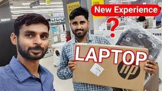 Best Laptop under Rs 30000 | HP 15 da0101tu Laptop 4GB 1TB 1.1GHz | Shopping Experience