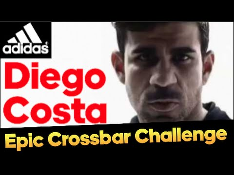 Diego Costa | Epic Crossbar Challenge | F2Freestylers