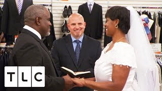 Woman Gets Married In An Unclaimed Baggage Center To Save Money!   Extreme Cheapskates