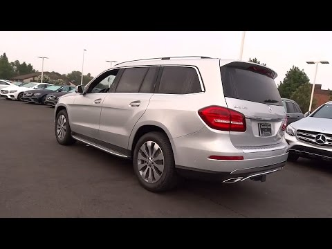 2017 Mercedes-Benz GLS Pleasanton, Walnut Creek, Fremont, San Jose, Livermore, CA 17-0295