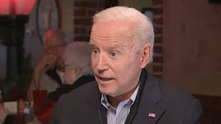 Biden: We should have a financial transaction tax