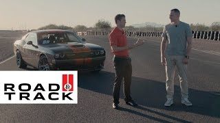 This is what you need to know about heel-toe downshifting | Road & Track + Dodge