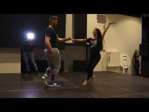 00034 BDF2018 Ana & Leo ACD ~ video by Zouk Soul