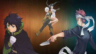 Top 5 Anime Spring Season 2015 [HD]