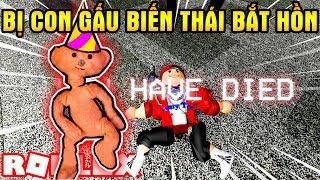 ROBLOX | KiA Bê Đê Dẫn Con Gấu Biến Thái Bắt Hồn Vamy Chết Thảm | BEAR | Vamy Trần