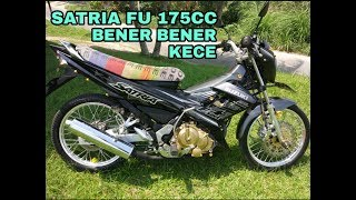 SATRIA FU 2012 PAKAI BODY 2014??? KECE!!!  (Review)